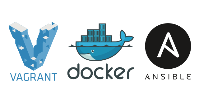 Vagrant, Docker and Ansible